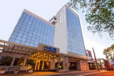 BEST WESTERN TAROBA HOTEL E EVENTOS