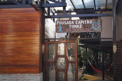 POUSADA CAPIT�O THOMAZ